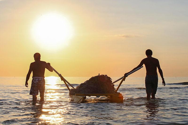 P-Assaggi di Mare: Impariamo con i pescatori della Marineria di Riccione