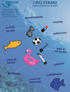 """""""Il recupero dei rifiuti da attività di pesca nel Mediterraneo e loro valorizzazione in un'ottica di economia circolare"""""""
